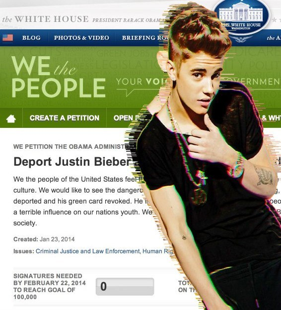 Justin-Bieber-Deportation-we-the-people-whitehouse